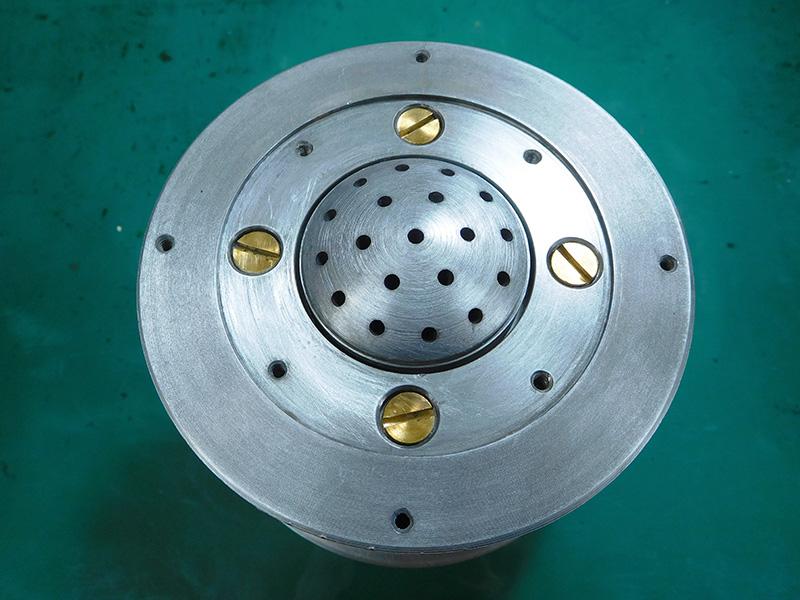 TANNOY HPD385 高域側磁気クリーニング後