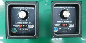 ALTEC N501-8A オーバーホール完了品
